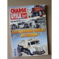Charge Utile HS n°22, Les missions Berliet au Sahara