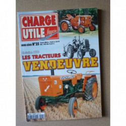 Charge Utile HS n°25, Les tracteurs Vendeuvre