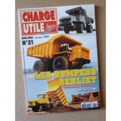 Charge Utile HS n°31, Les Dumpers Berliet, Véhicules spéciaux