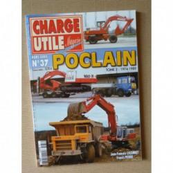 Charge Utile HS n°37, Poclain 1974-1989