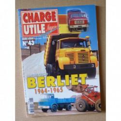 Charge Utile HS n°43, Berliet 1964-1965