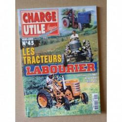 Charge Utile HS n°45, Les tracteurs Labourier