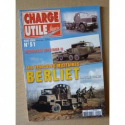 Charge Utile HS n°51, Les véhicules militaires Berliet