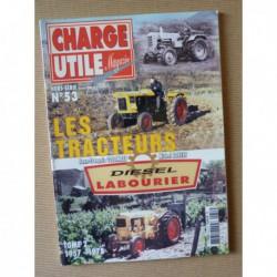 Charge Utile HS n°53, Les tracteurs Labourier 1957-1978