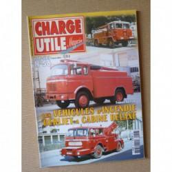 Charge Utile HS n°56, Les véhicules d'incendie Berliet à cabine Relaxe