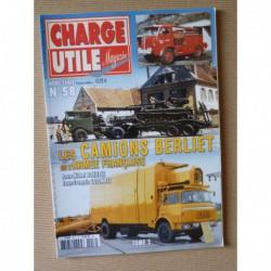 Charge Utile HS n°58, Les camions Berliet de l'armée française (tome 2)