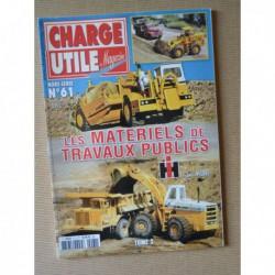 Charge Utile HS n°61, Les matériels de travaux public IH (tome 2)