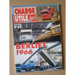 Charge Utile HS n°64, Berliet 1966