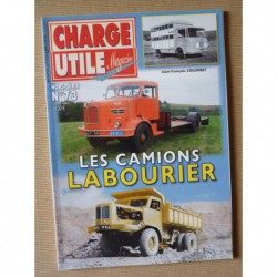 Charge Utile HS n°73, Les camions Labourier