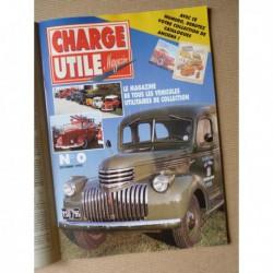 Charge Utile n°0, Le magazine de tous les véhicules utilitaires de collection