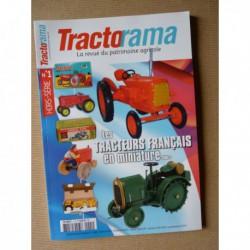 Tractorama HS n°1, Les tracteurs français en miniature (tome 1)