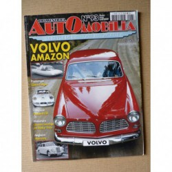 Automobilia n°93, Volvo Amazon, Panhard CD, Ford Corcel, Wolseley, Simca Fulgur, Opel KAD A