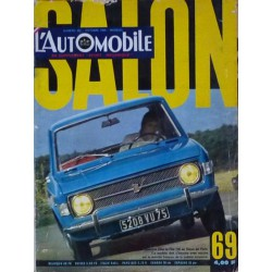 L'Automobile, salon 1969