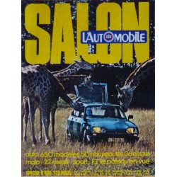 L'Automobile, salon 1979