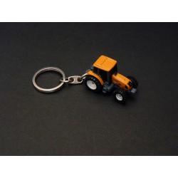 Porte-clés Renault 4 grise, Norev micro miniature