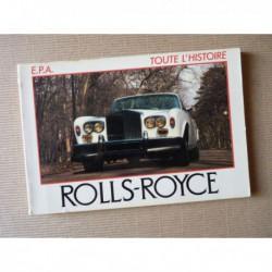 Toute l'histoire n°4, Rolls-Royce