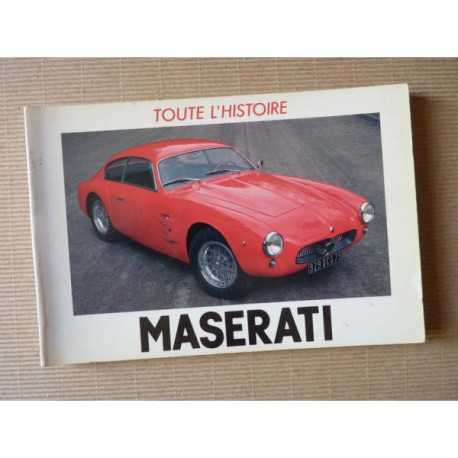 Toute l'histoire n°11, Maserati