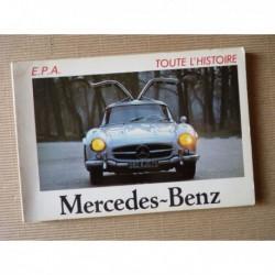 Toute l'histoire n°16, Mercedes-Benz