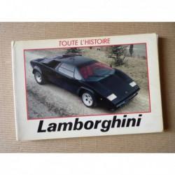 Toute l'histoire n°29, Lamborghini