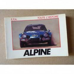 Toute l'histoire n°30, Alpine