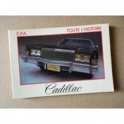 Toute l'histoire n°39, Cadillac