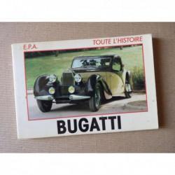 Toute l'histoire n°2, Bugatti