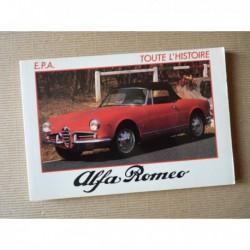 Toute l'histoire n°7, Alfa Romeo