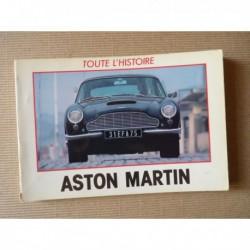 Toute l'histoire n°27, Aston Martin