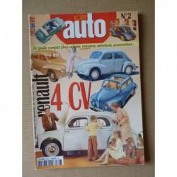 Votre Auto n°2, Renault 4cv