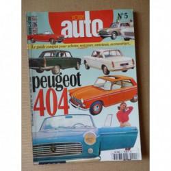Votre Auto n°5, Peugeot 404