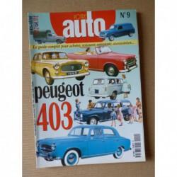Votre Auto n°9, Peugeot 403