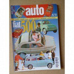 Votre Auto n°11, Fiat 500