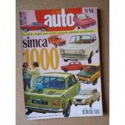 Votre Auto n°14, Simca 1000, coupé et Rallye