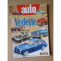 Votre Auto n°23, Ford Vedette, Comète, Vendôme, Monte-Carlo