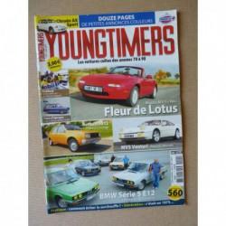 Youngtimers n°11, Mazda MX5 NA, Citroën AX Sport, MVS Venturi, Renault 14, BMW 525 518 528i E12