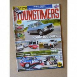 Youngtimers n°12, Peugeot 504, Ford Escort RS 1600i, TVR S2, Matra Rancho, Talbot Samba, Fiat Barchetta, Saab 900