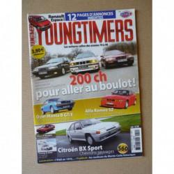 Youngtimers n°19, Citroën BX Sport, Opel Manta B, Alfa Romeo SZ, Renault Espace, BMW 525i, Honda Legend, Saab 9000