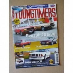 Youngtimers n°20, Porsche 944, Talbot Sunbeam, BMW M635, Wartburg 353, Renault 20 30