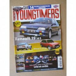 Youngtimers n°26, Renault 19 16S, Alfa Romeo Alfasud, Porsche 924, Ford Capri II, Mercedes 240D, Volvo 244