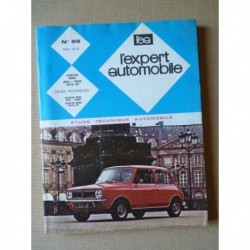 L'EA Morris et Austin Mini 850, 1000, 1275GT