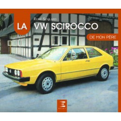 La Volkswagen Scirocco I de mon père