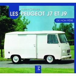 Les Peugeot J7 et J9 de mon père