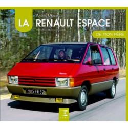 La Renault Espace I de mon père