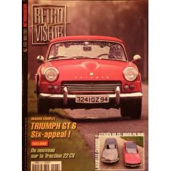 Rétroviseur n°153, Triumph GT6