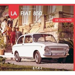 La Fiat 850 de mon père
