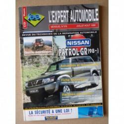 L'EA Nissan Patrol GR (Y61) depuis 1998
