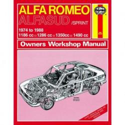 Haynes Alfa Romeo Alfasud et Sprint (1974-88)