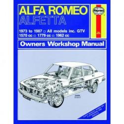 Haynes Alfa Romeo Alfetta (1973-87)