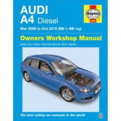 Haynes Audi A4, Diesel (Typ 8K, 2008-15)