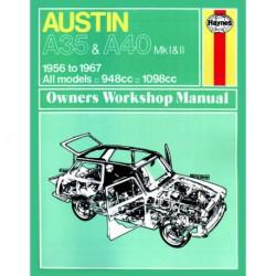 Haynes Austin A35 et A40, Farina (1956-67)